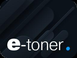 Logo e-toner